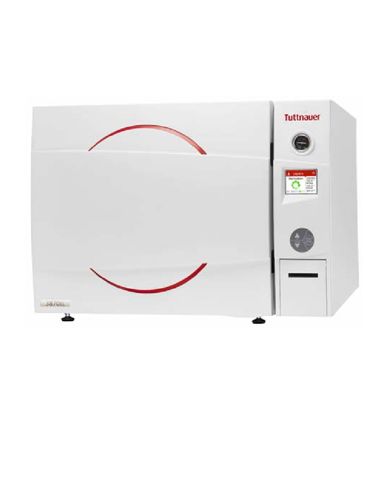 Tuttnauer EL - D Line Benchtop Autoclaves for Life Sciences