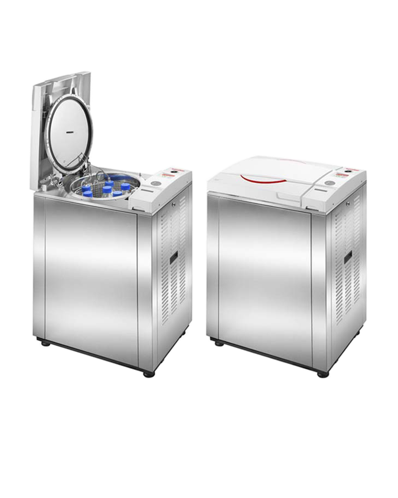 Tuttnauer ELV - D Line Vertical Autoclaves for Life Sciences