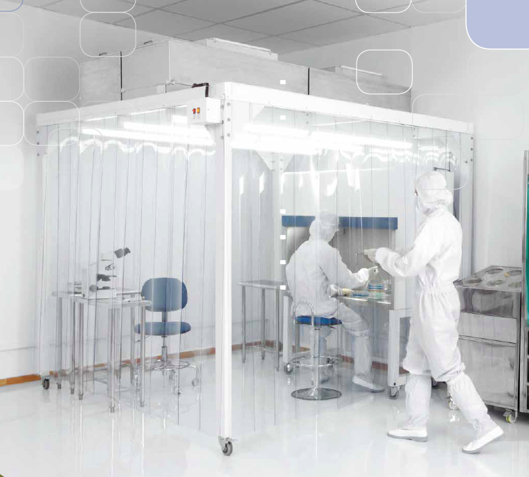Sterile production equipment